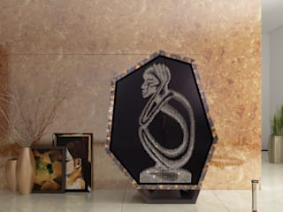 O PENSADOR:   por Alma de Luce,Moderno