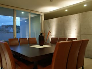 Dining room by Interior 3 Arquitectura