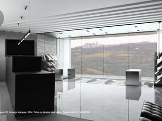 ATELIER OPEN ® - Arquitetura e Engenharia Moderne Veranstaltungsorte
