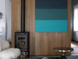 Patricia Martinez Arquitetura ห้องนั่งเล่น