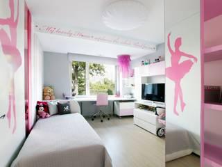 Gdynia Orłowo: styl , w kategorii Pokój dziecięcy zaprojektowany przez TG STUDIO
