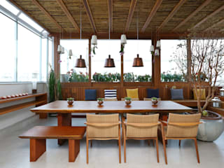 Balcon, Veranda & Terrasse modernes par Studio Novak Moderne