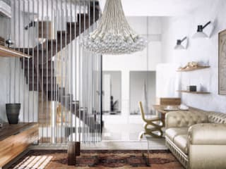 Interior design:  in stile  di Arch018