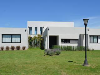 Nowoczesne domy od RSOarquitectos Nowoczesny