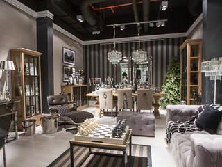 SKLEP HOUSE & more, Centrum Handlu, Sztuki i Biznesu Stary Browar w Poznaniu.: styl , w kategorii Salon zaprojektowany przez 2kul INTERIOR DESIGN