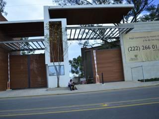 Conjunto Residencial Rinconada de fresnos: Casas de estilo moderno por taven