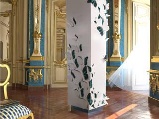METAMORPHOSIS:   por Alma de Luce,Moderno