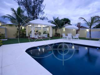 Modern Pool by aclinsmaranhao Modern