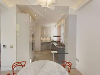Elsworthy Road, NW3 Salle à manger moderne par XUL Architecture Moderne
