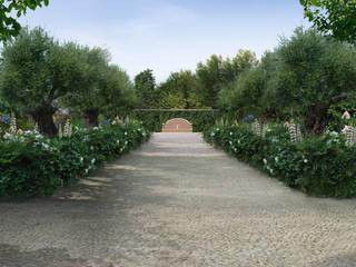 โดย Anna Paghera s.r.l. - Green Design เมดิเตอร์เรเนียน
