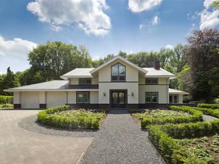 Friso Woudstra Architecten BNA B.V. Modern Houses
