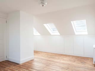 Habitaciones de estilo  por Blankstone