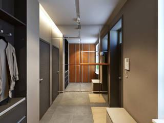 Corredores e halls de entrada  por lab21studio
