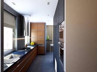 Cozinhas minimalistas por lab21studio