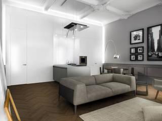 AUS 01 Apartment no.4 in Turin 3Dedintorni KücheAufbewahrung und Lagerung