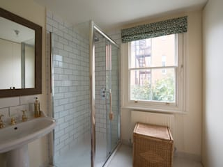 14 Offley Road ATOM BUILD LTD Modern bathroom