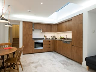 86 Pellarin Road ATOM BUILD LTD Modern kitchen