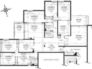 Plusieurs vie pour un appartement Kauri Architecture