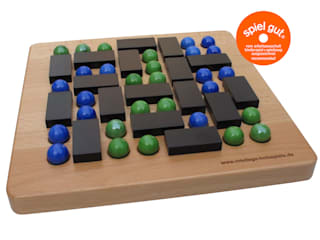 Klassische Holz-Brettspiele von intellego holzspiele Klassisch