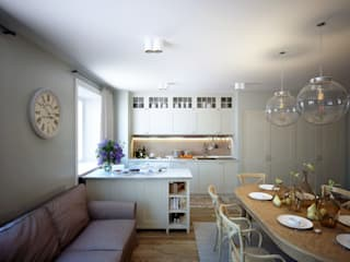 Salas de jantar escandinavas por lab21studio