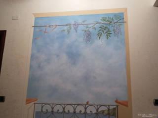 Vista mare Colori nel Tempo - decorazioni pittoriche ArteImmagini & Dipinti