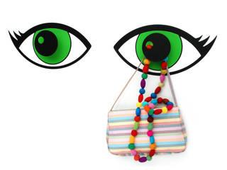 Garderoben mit Kunst von Kramsen.com Ausgefallen