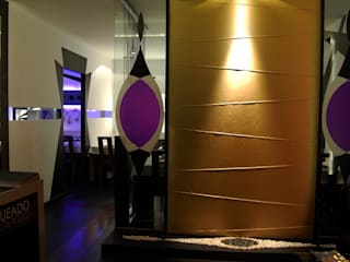 Restaurante Pato Laqueado en Madrid Gastronomía de estilo asiático de FrAncisco SilvÁn - Arquitectura de Interior Asiático