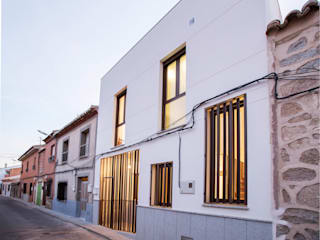 Casa Salas Casas de estilo moderno de mdm09 arquitectura Moderno