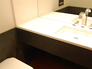 Critério Arquitectos by Canteiro de Sousa ห้องน้ำ