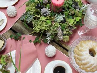 Sander Tischwäsche Dining roomAccessories & decoration Textile Pink