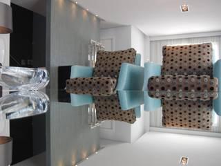Critério Arquitectos by Canteiro de Sousa Вітальня