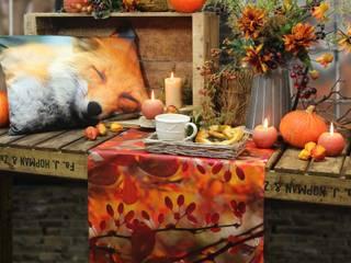 Sander Tischwäsche Dining roomAccessories & decoration Textile Orange