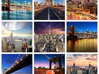 New York: Neun Szenen:   von Bimago