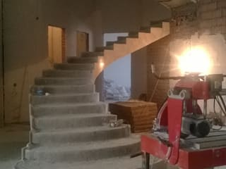 Лестница до и после от Antica Style