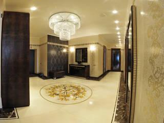 Интерьер квартиры в стиле Ар Деко Коридор, прихожая и лестница в классическом стиле от Antica Style Классический
