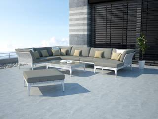 REEF Lounge:   von BLOOM Outdoor Möbel