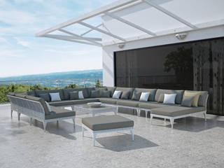 REEF Lounge: modern  von BLOOM Outdoor Möbel,Modern