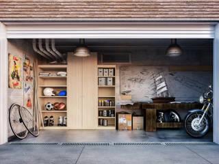 Garages/schuren door de-cube