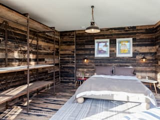 Bert and May Box Chambre rustique par Cs photography Rustique