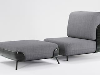 de-cube Living roomSofas & armchairs