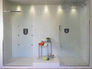 Flower Power - Madrid Baños de estilo moderno de Ramon Soler Moderno