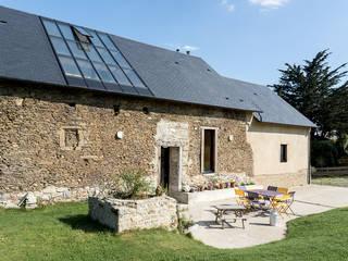 landelijke Huizen door Briand Renault Architectes