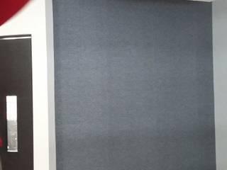 VIVAinteriores Living room Paper Grey