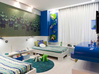 Quartos de criança clássicos por Interiores Iara Santos Clássico
