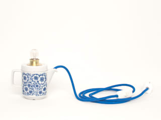 Lieselotte KitchenLighting Porcelain Blue