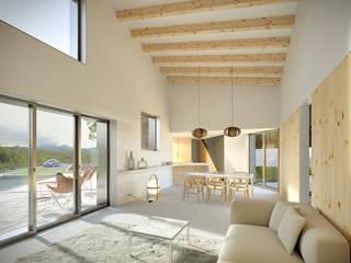 Graph Visual Studio Mediterranean style dining room
