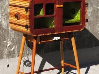 Lenho Lento Cooperativa 客廳配件與裝飾品 實木