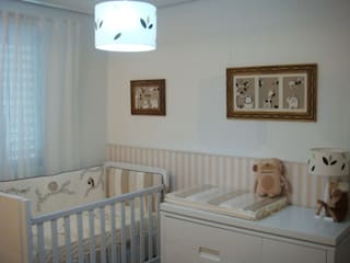 Classic style nursery/kids room by Betsy Baby Design Classic