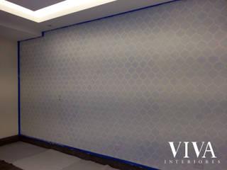 VIVAinteriores Nursery/kid's room Blue