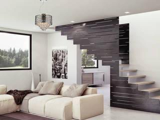 Salas de estilo moderno de Class Iluminación Moderno
